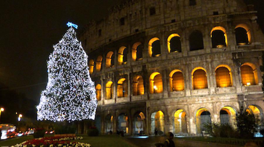 Italy in December