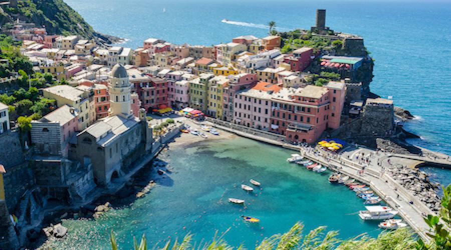 Five Fantastic Alternatives to Cinque Terre